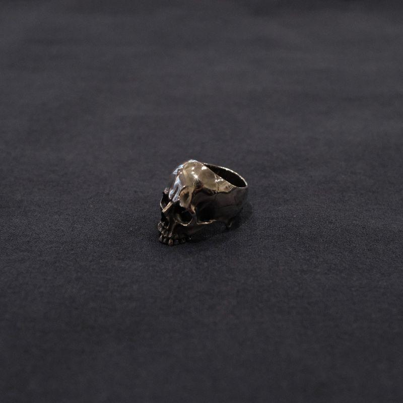 画像1: Amy Rucon  Skull Ring (1)