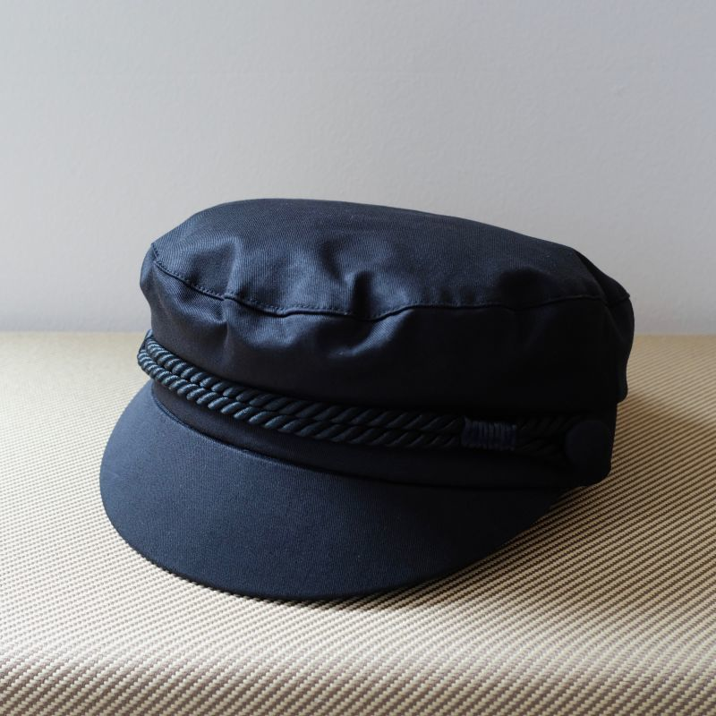 画像1: ORIGINAL JOHN  LIVERPOOL HAT -BASIC BLACK- (1)