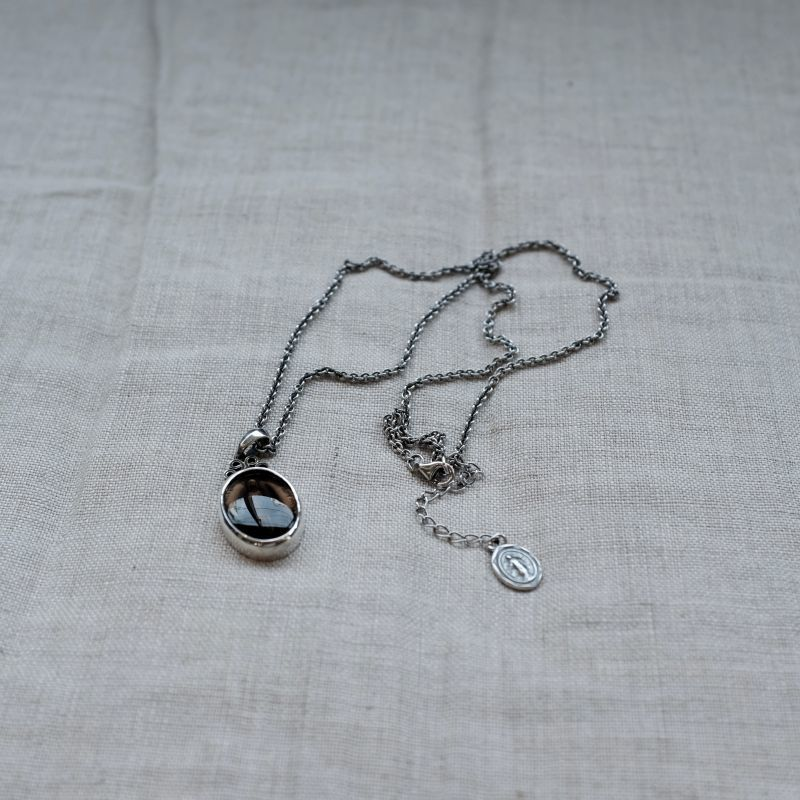 画像1: ARGENT GLEAM  MARIA NECKLACE (1)