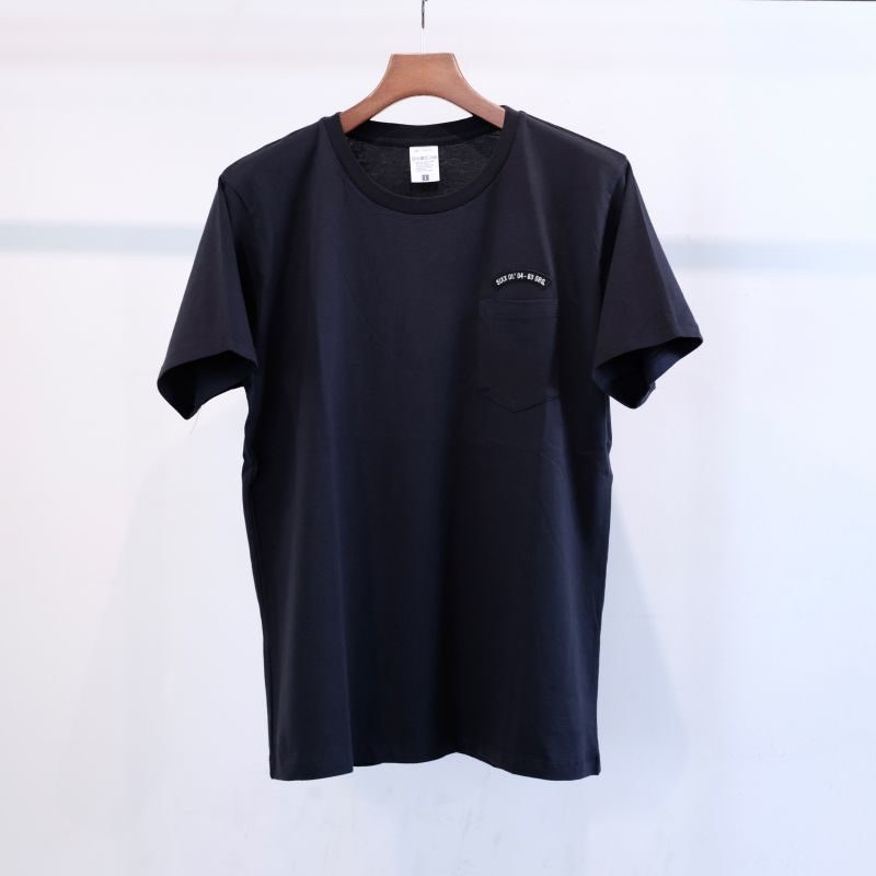 画像1: ORIGINAL CLOTHING  CREW NECK PKT T-SHIRT (1)